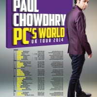 Review – Paul Chowdhry, PC's World, Royal and Derngate, Northampton, 27th October 2014