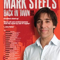 Review – Mark Steel, Mark Steel's Back in Town, Royal and Derngate, Northampton, 1st November 2014