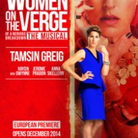 Review – Women on the Verge of a Nervous Breakdown, Playhouse Theatre, 27th December 2014