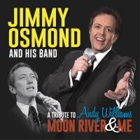Review – Jimmy Osmond, Moon River and Me, Royal and Derngate, Northampton, 10th October 2016