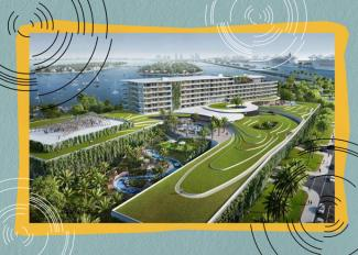 Miami Commissioners Approve Zoning For Jungle Island Hotel