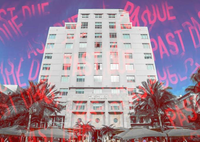 Chetrit's Ocean Drive Hotel Faces M Foreclosure Lawsuit