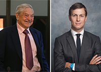 George Soros is the secret financier behind Kushner-backed startup Cadre