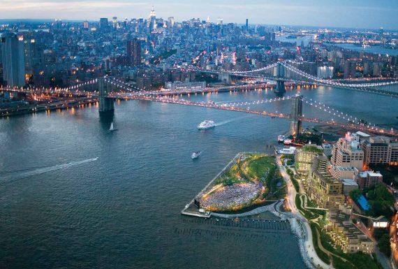 Brooklyn Bridge Park | Pier 6 | Brooklyn Heights Association