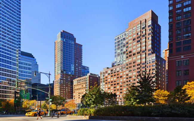 Battery Park City Apartments Credit Perkins Eastman
