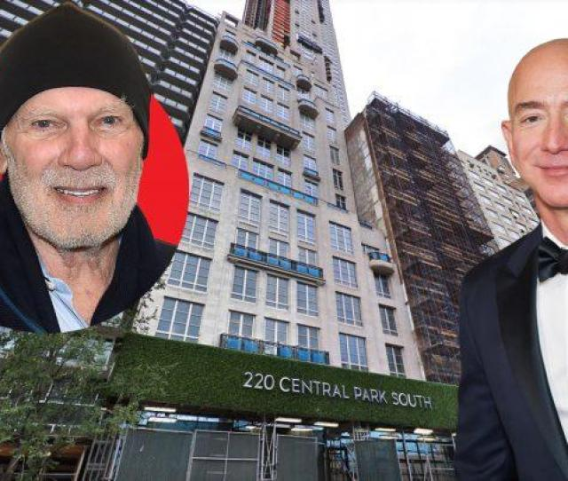 From Left Vornado Realty Chairman Steve Roth 220 Central Park South And Jeff