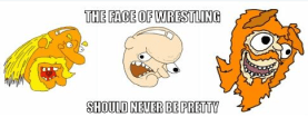 WWE- FACE OF WRESTLING