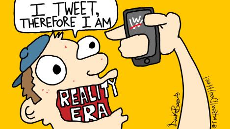 WWE - I Tweet