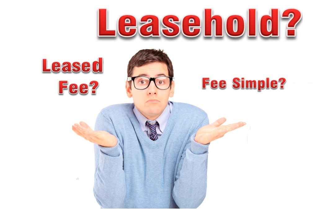 Fee Simple, Leasehold, and Leased Fee Explained In 3 Minutes