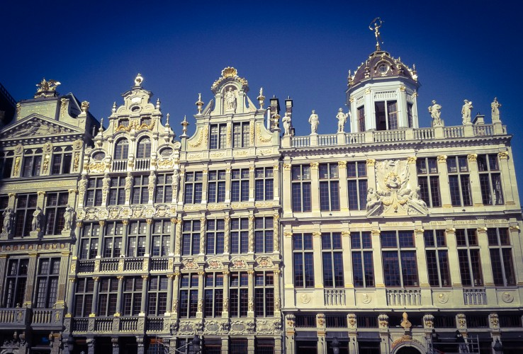 Brussels Grand Place