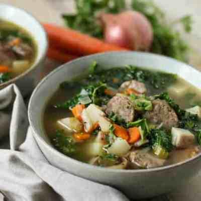 Italian Harvest Soup