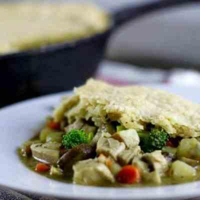 Grain-Free Turkey Pot Pie