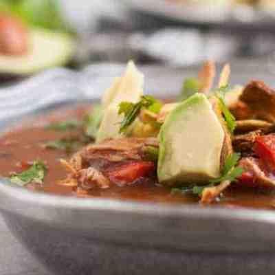 Guest Blog: Chicken Tortilla Soup
