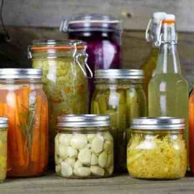5 Reasons to Eat Fermented Foods Everyday