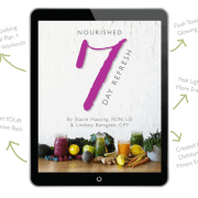 Nourished 7 Day Refresh eBook