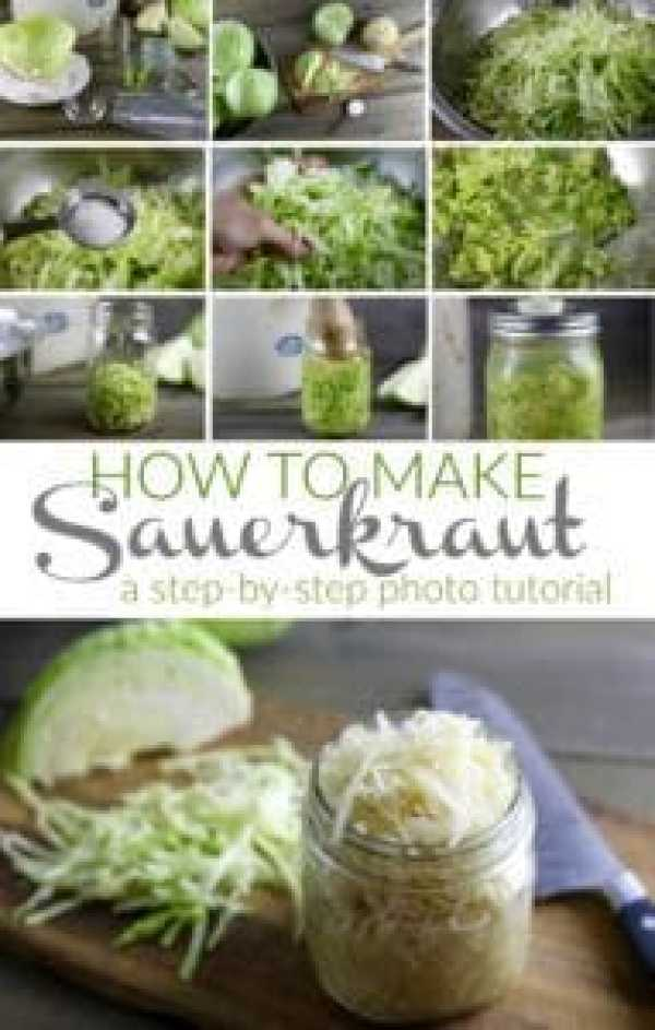 How to Make Sauerkraut: A Tutorial | https://therealfoodrds.com/how-to-make-sauerkraut/