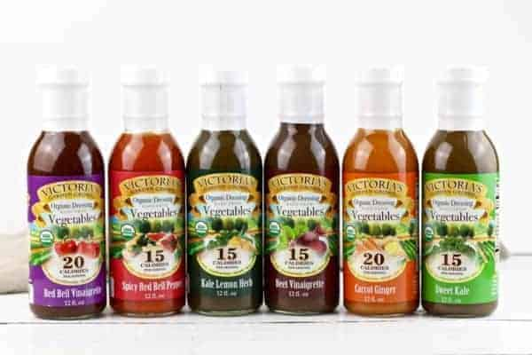 Victoria's Garden Grown Dressings | therealfoodrds.com | Lemon Kale Goat Cheese Turkey Burgers