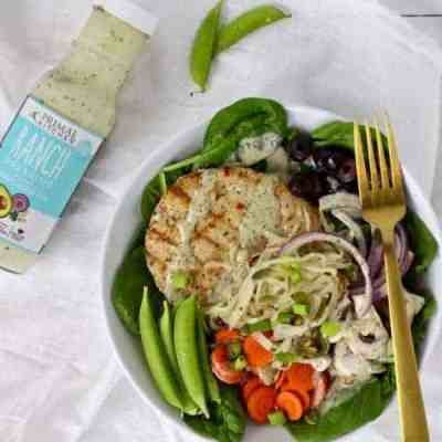 Dietitian Stacie's Day of Eats