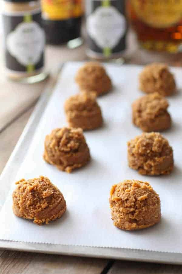 Grain-free Soft Ginger Molasses Cookies