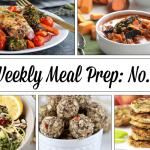 Weekly Meal Prep Menu: No. 1