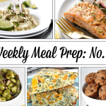 Weekly Meal Prep Menu: No. 2