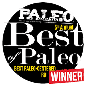 Paleo Magazine - Best of Paleo - Best Paleo Centered RD