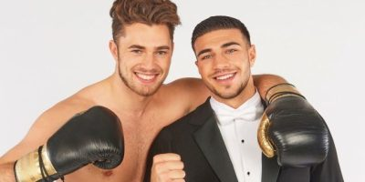 The Boxer And The Ballroom Dancer (2019)