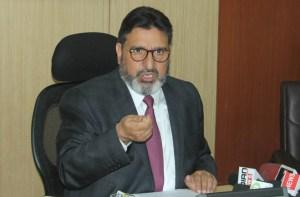 Altaf Bukhari condemns killing of BJP leader Rakesh Pandita