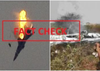 Fact Check: IAF did not conduct Air strike in Nepal