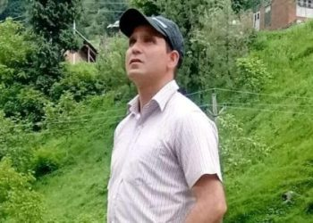 Pride Of Kashmir: Shabir Ahmed Lone spends Rs.70k from own savings to repair playground to keep youth away from drugs