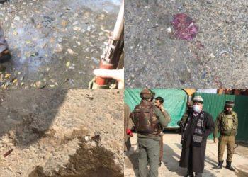 Kashmir Terror Archives   PSO of PDP leader shot at by Terrorists in Srinagar