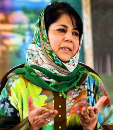 OPINION   The curious case of the Fickle Ms. Mehbooba Mufti