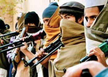 کشمیر مے پاکستان کی دیشت گردی - نا معلوم بندوک بردار کون ؟