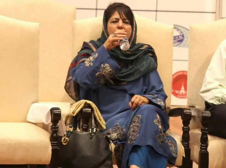 Mehbooba's confidant eased LeT chief's forced marriage with Pulwama girl: CIK's chargesheet