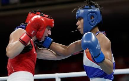 Tokyo Olympics   Debutant Lovlina Borgohain makes quarterfinals of boxing