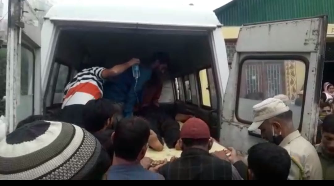 24-year-old local labourer dies and another injured due to electrocution at Budhal Poonch