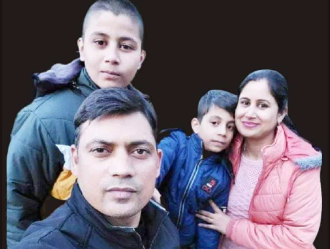Sub Inspector of RPF's, His wife and 2 children are feared dead in Ramban Accident
