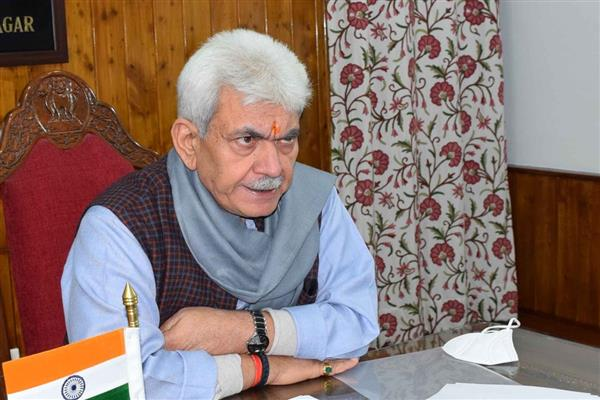 L-G Manoj Sinha will preside over main Independence Day function in J&K