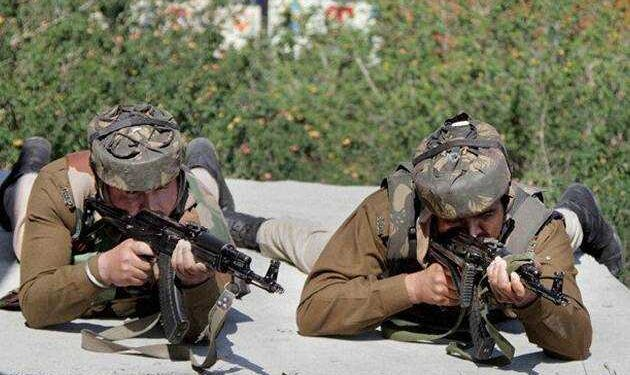 One Militant Killed in a gunfight at Malpora Mirbazaar area of Southern district of Kulgam, search operation on