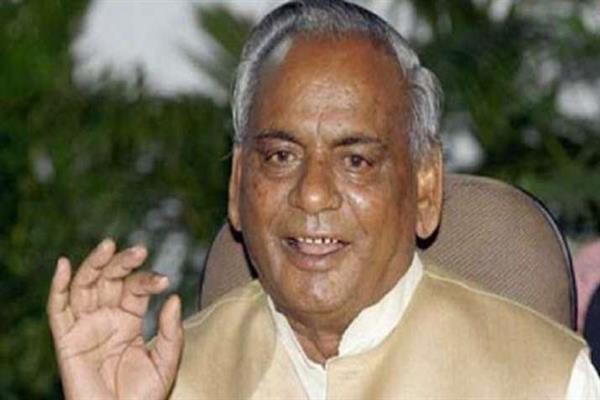 Former Uttar Pradesh chief minister Kalyan Singh passes away