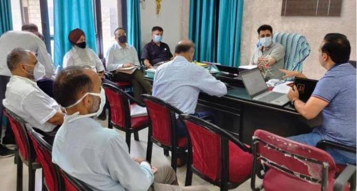 ADDC Poonch reviews implementation of Mission Youth