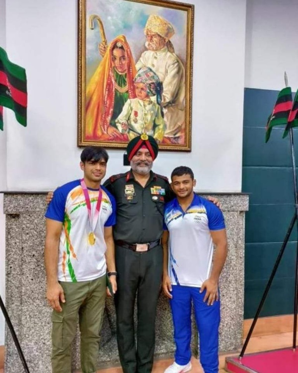 Opinion | Two men from the Rajputana Rifles family who took Tokyo by storm!