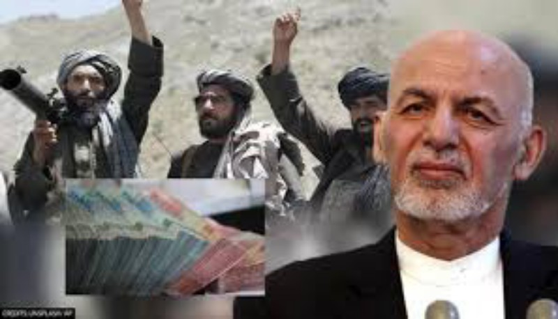 Russia says Afghan president fled with cars and helicopter full of cash - RIA