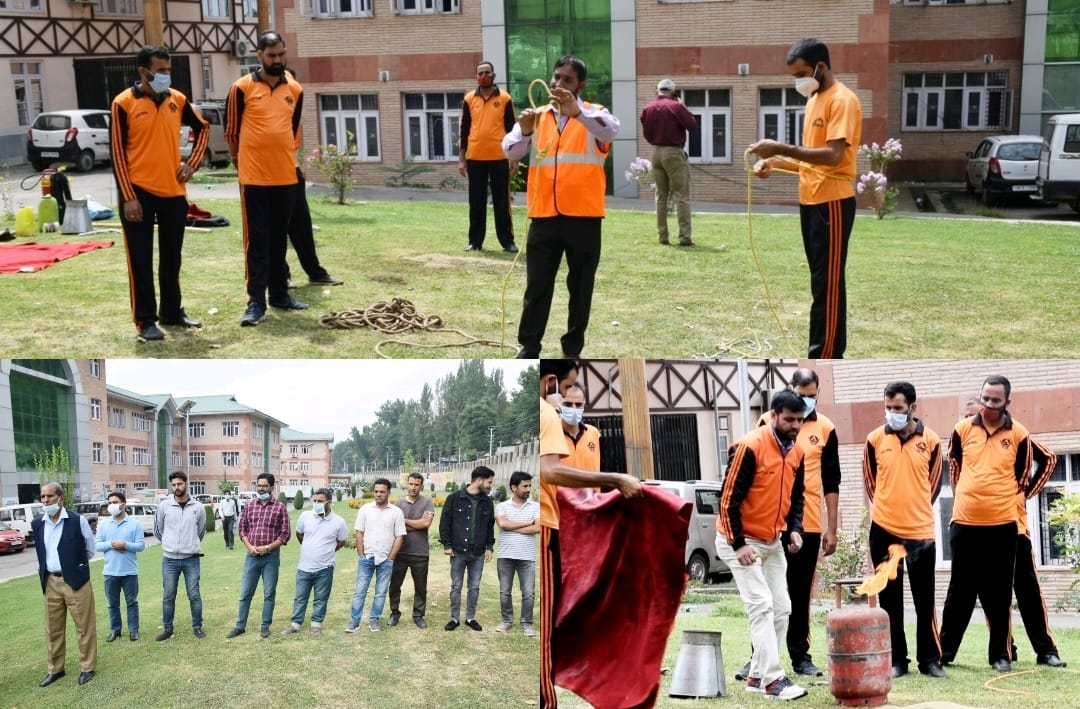 Two-day awareness programme on Disaster Management concludes in Bandipora