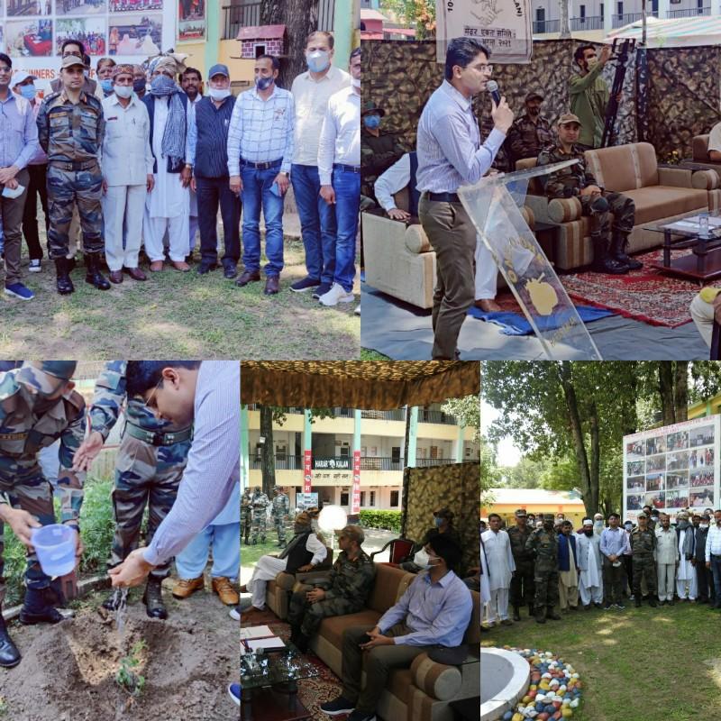 Mendhar Gunners Organise Ekta Committee Meet
