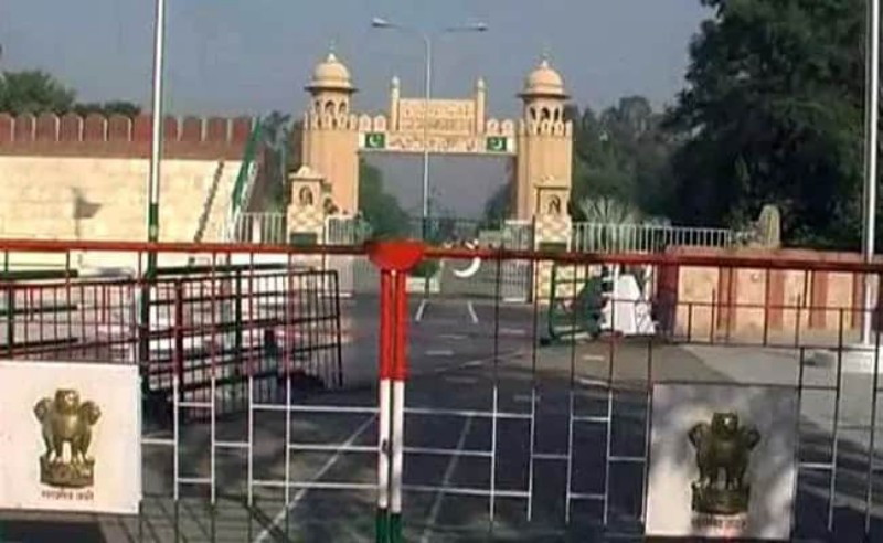Pakistan Hands Over 2 Indians Jailed For 8 Years To India At Wagah Border