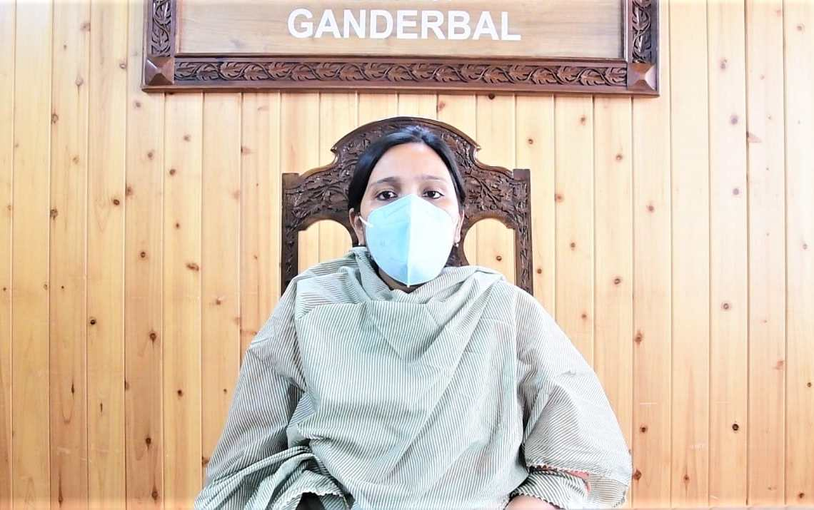 Recovery rate increases to 99% in district: DC Ganderbal