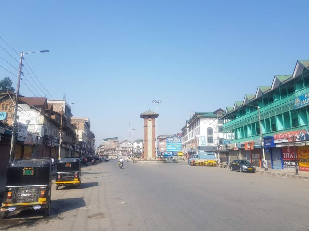 Most shops in Srinagar shut, situation peaceful on 2nd anniversary of Art 370 abrogation