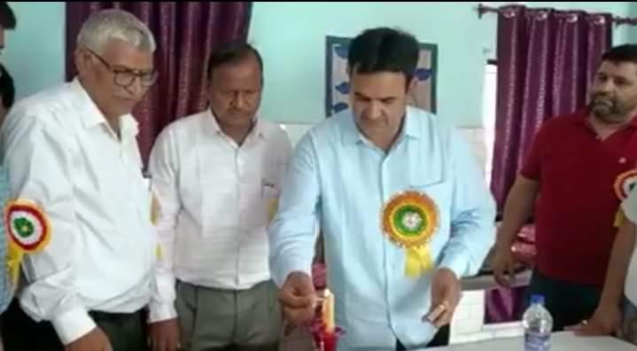 Parent-Teacher Meet Held at JNV school Surankote in Poonch district
