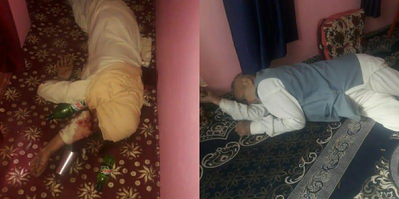 Kashmir Terror Archives | Terrorist shot dead BJP leader and his wife at Lal Chowk Anantnag south Kashmir's Anantnag